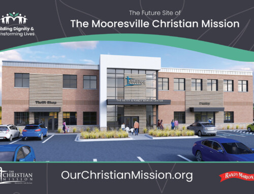 Christian Mission Announces Capital Campaign, Facility Naming Gift